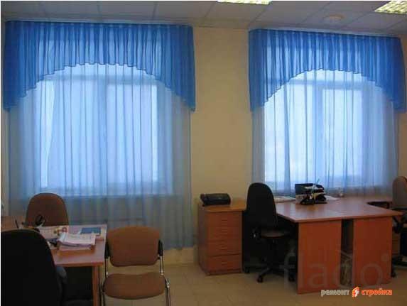 Шторы для офиса своими руками фото